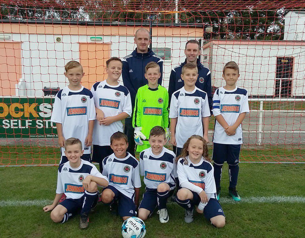 Prestatyn Athletic Under 10s